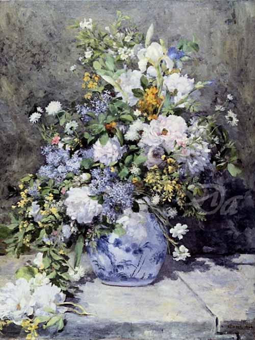 Renoir Paintings Images
