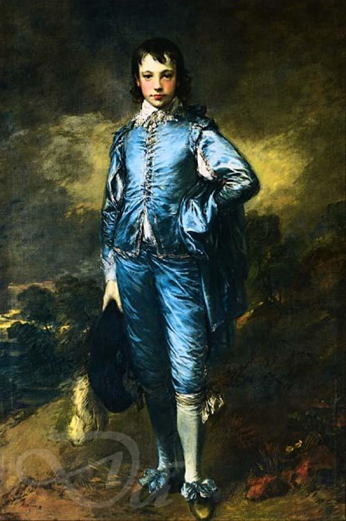 Blue Boy - Gainsborough